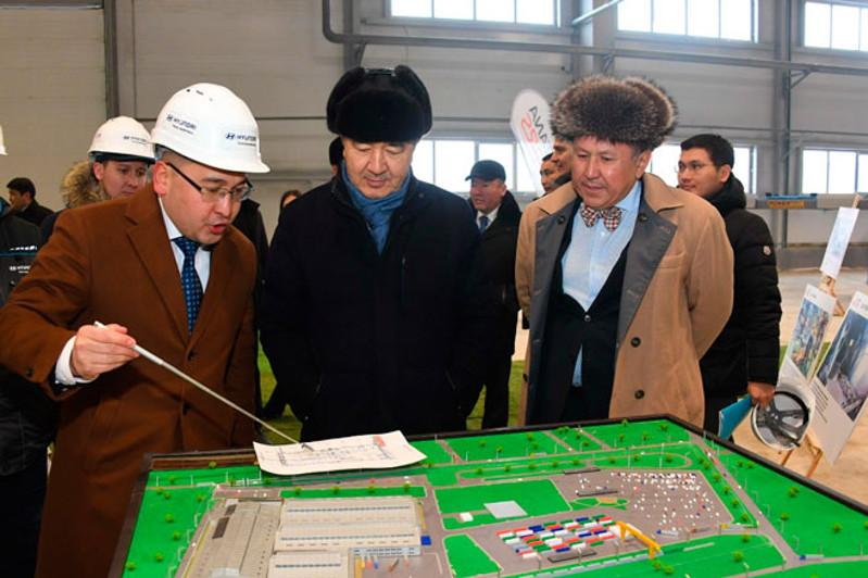 23 residential buildings to be built in Almaty under Nurly Zher programme