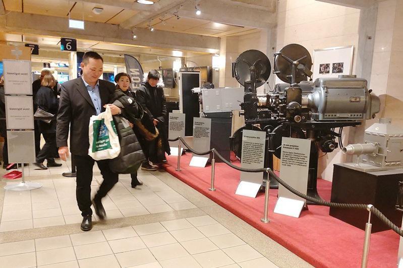 哈萨克斯坦电影日活动在挪威举行