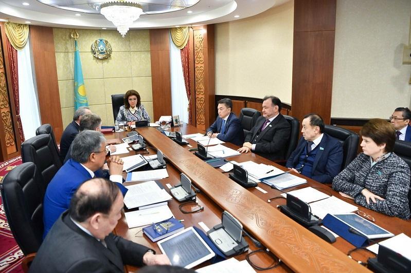 Дарига Назарбаева предложила Правительству заблаговременно согласовывать план законопроектных работ