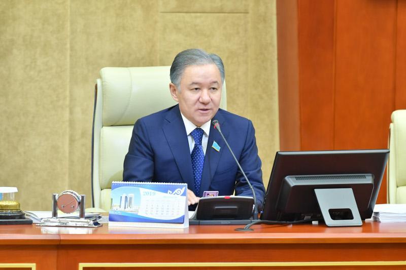 尼格马图林:立法机构有效落实了总统国情咨文相关倡议
