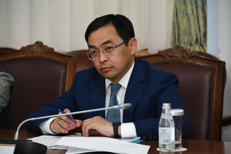 Арман Қырықбаев «Nur Otan» партиясының хатшысы лауазымына тағайындалды