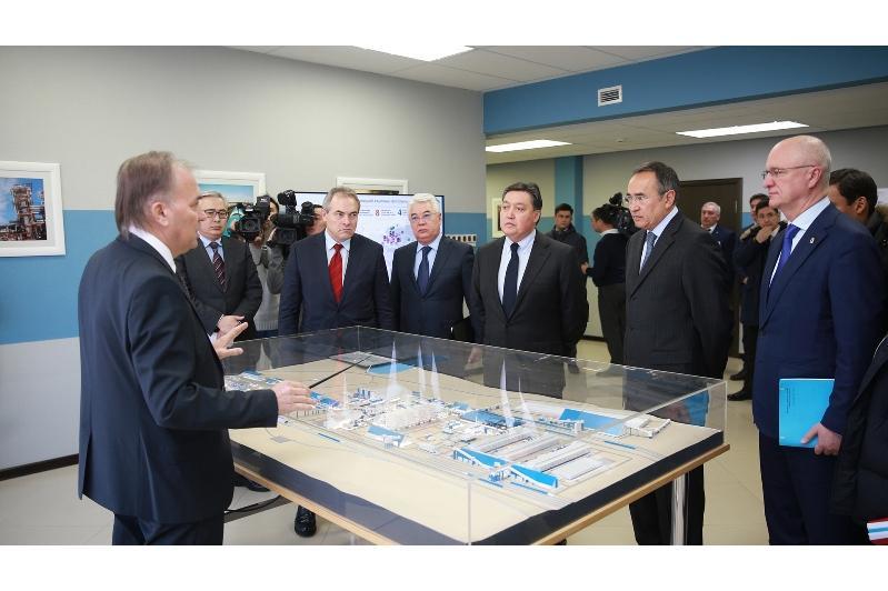 Премьер-Министр РК посетил Жамбылскую область