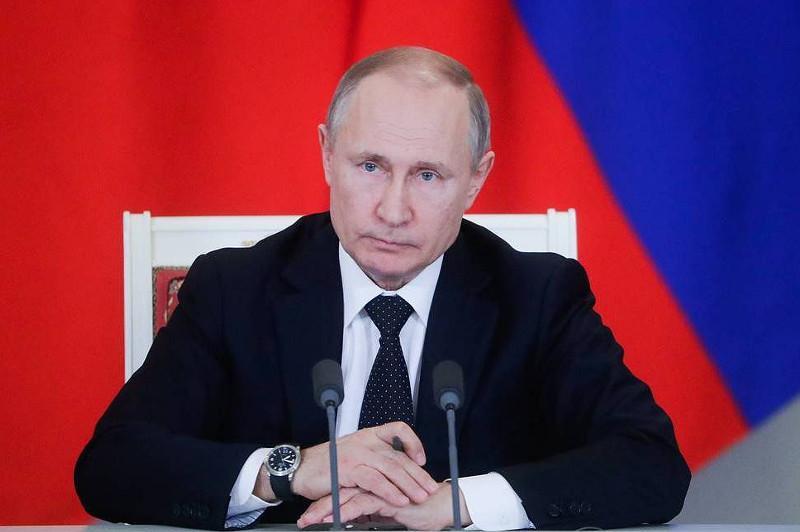 俄罗斯总统普京就阿拉木图坠机事故表示慰问