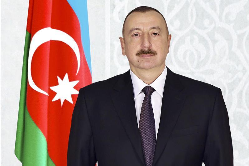 Azerbaijani president expresses condolences to Kazakh counterpart