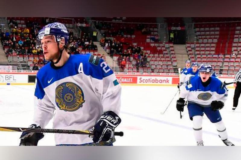 Хоккей: Қазақстан жастары Словакияға есе жіберді