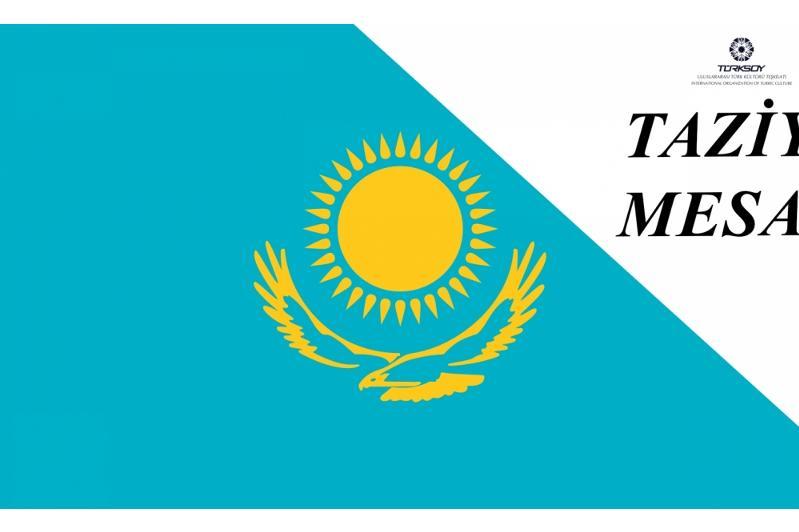 TURKSOY Sec Gen condoles with Kazakhstan over #2100 flight crash