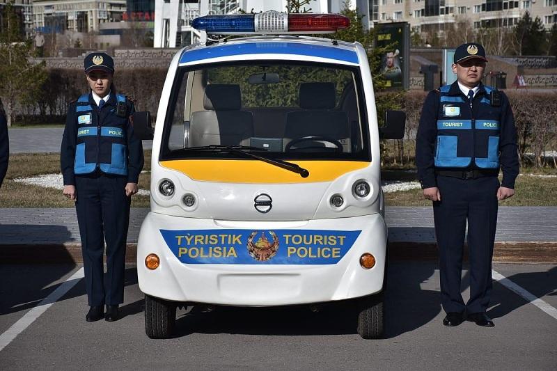 Как работает туристская полиция в Нур-Султане