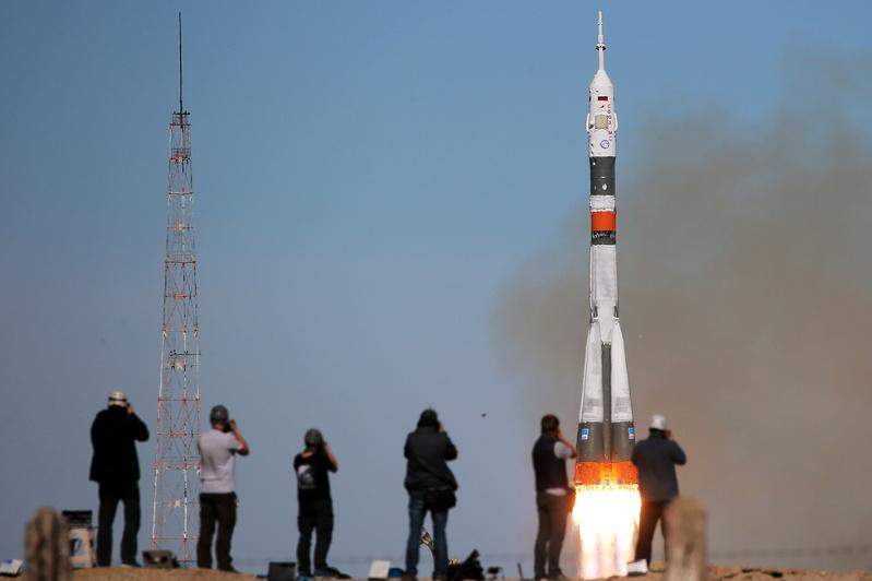 В 2019 году с космодрома Байконур было осуществлено 13 успешных запусков