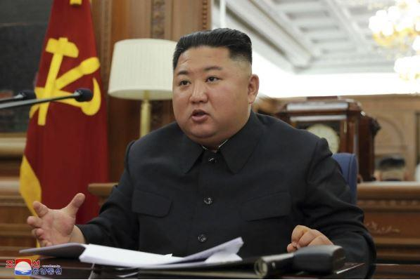 金正恩强调须采取积极措施确保国家主权