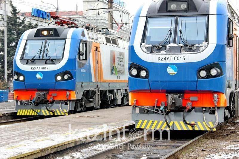 Kazakhstan amends law on railway transport