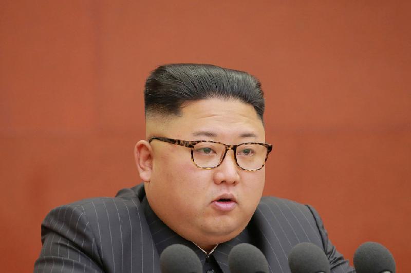 О новом стратегическом вооружении КНДР предупредил Ким Чен Ын