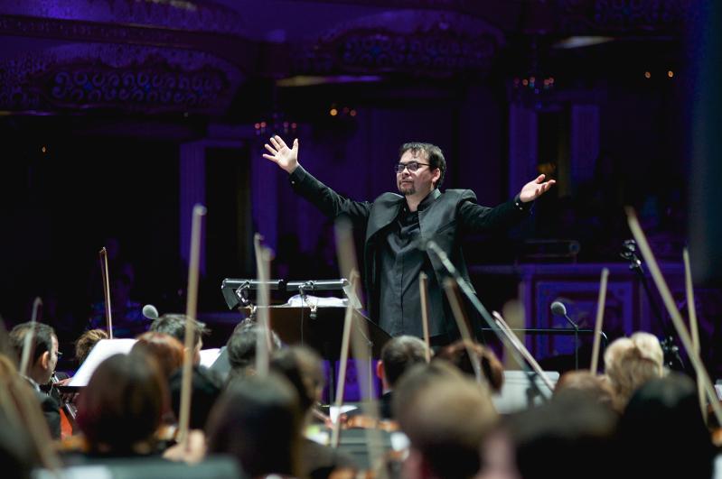 «Астана Опера» представит проект  Алана Бурибаева «Письма из Италии»