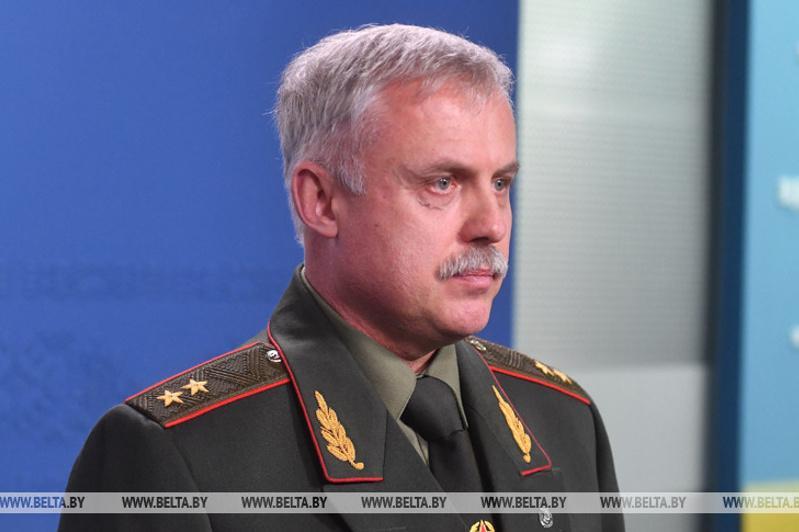 Станислав Зась заступил на должность генсекретаря ОДКБ