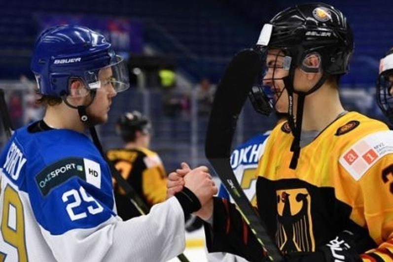 Хоккей: Қазақстан - Германия матчын қайдан көруге болады