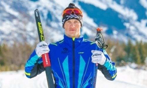 Казахстанский лыжник заработал очки на «Тур де Ски» в Валь-ди-Фьемме