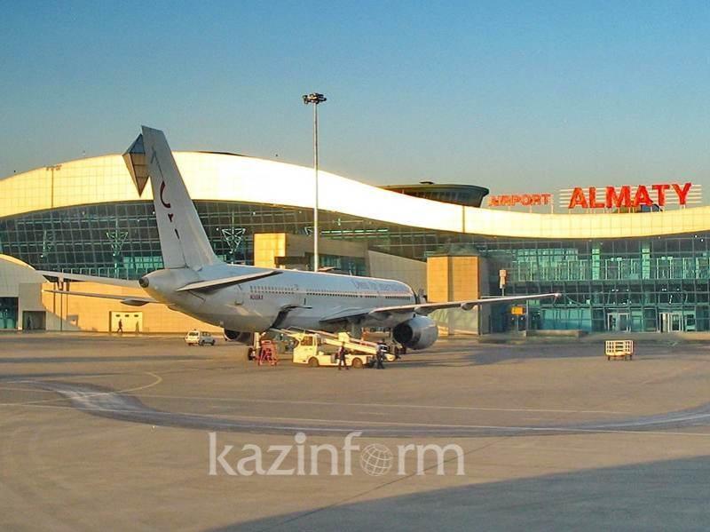 В аэропорту Алматы предупредили о возможном изменении в расписании рейсов