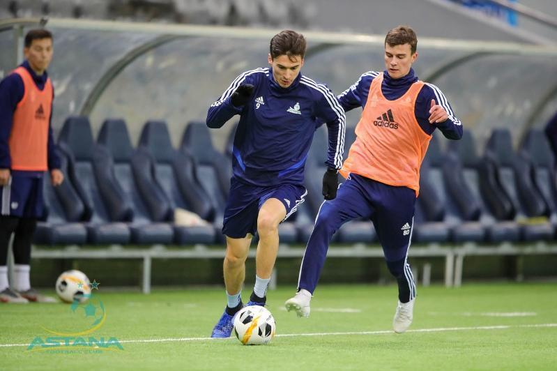 阿斯塔纳球队将在葡萄牙举行集训