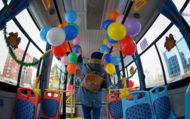 Бесплатный экскурсионный автобус запустили в Павлодаре