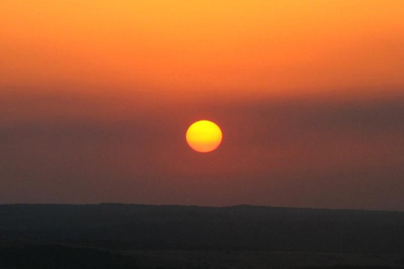 Максимальное приближение Земли к Солнцу вызывает потепление