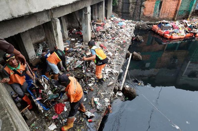 Наводнения в Джакарте: 66 человек погибли
