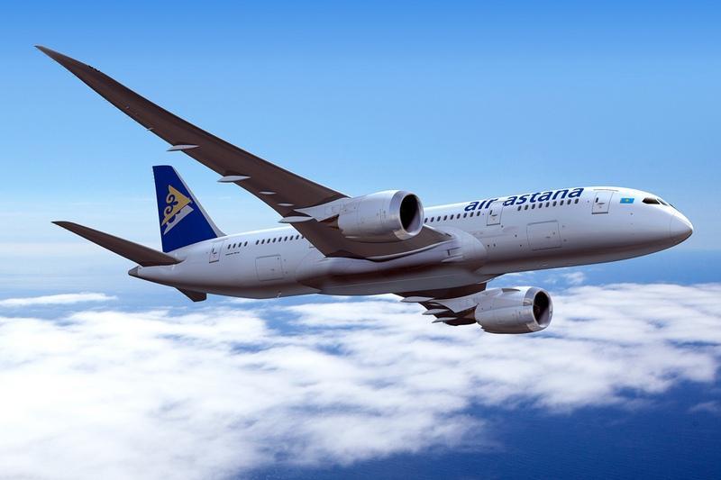 Air Astana изменила маршрут полета в Дубай