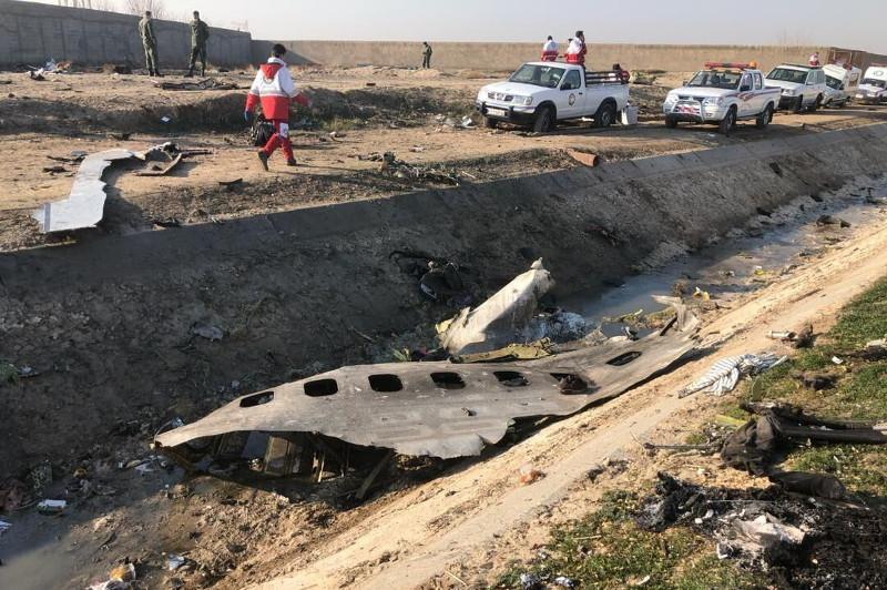 147 Iranians, 32 foreigners lose lives in Boeing 737 crash
