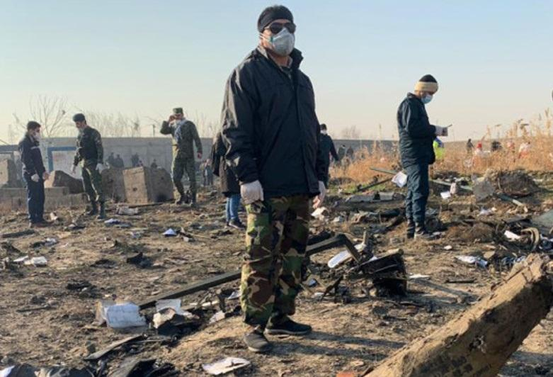 Украина Ирандағы әуе апатының барынша ашық тергелуін талап етпек