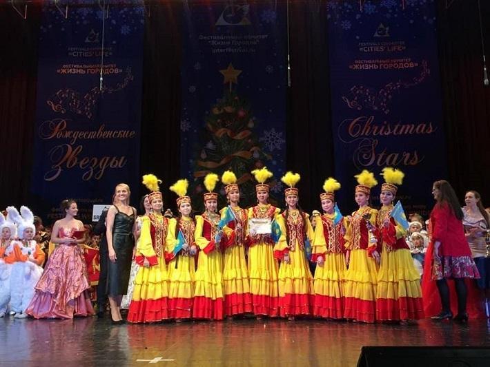 «Рождественские звезды-2020» в Москве: атырауские школьники в числе победителей