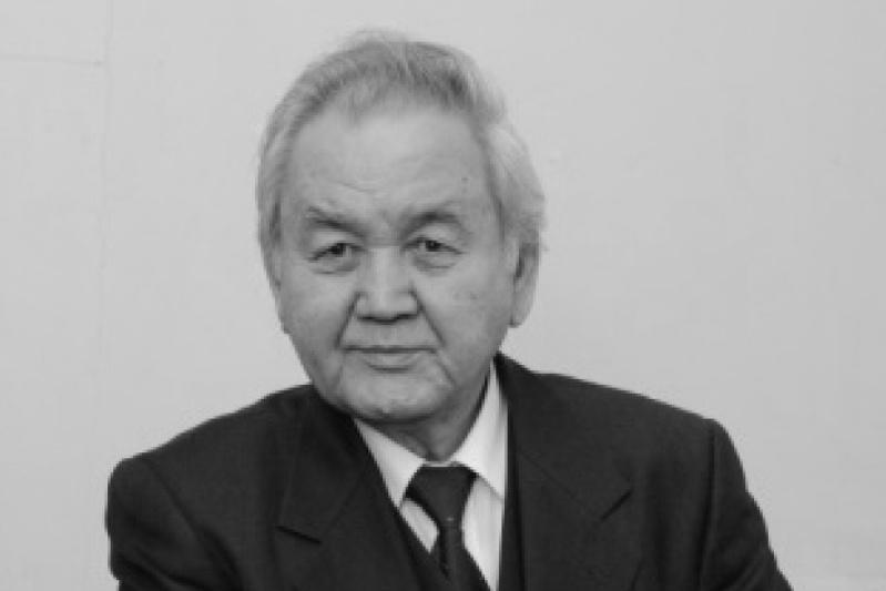 Ушел из жизни ученый Умирзак Айтбаев