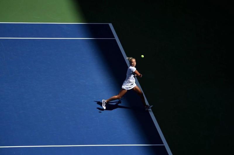 Теннис: Зарина Дияс Шэньчжэнь турнирінің жартылай финалына шыға алмады