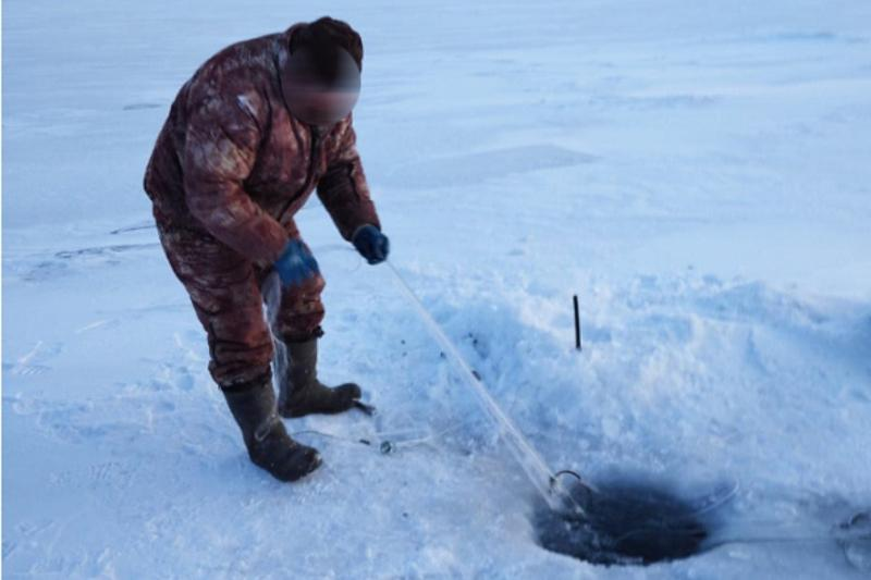Более центнера рыбы пытались сбыть браконьеры в Карагандинской области