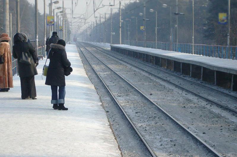 За нарушения при переходе железнодорожных путей наказали более 25 тысяч казахстанцев