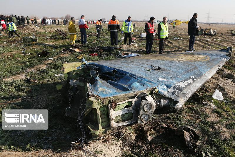 Иранның әуе қорғаныс күштері Украина ұшағын қателесіп атып түсірген