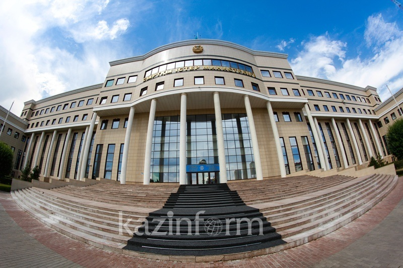 Выясняются обстоятельства инцидента с участием сотрудника Посольства Казахстана в Кыргызстане  – МИД РК