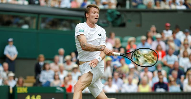 Теннис: Бублик Аустралиядағы турнирді сәтті бастады