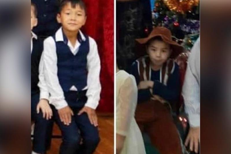 Двух пропавших мальчиков ищут в Атырау