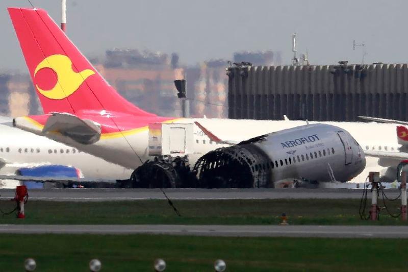 Гибель 41 человека в авиакатастрофе в Шереметьево: установлена причина