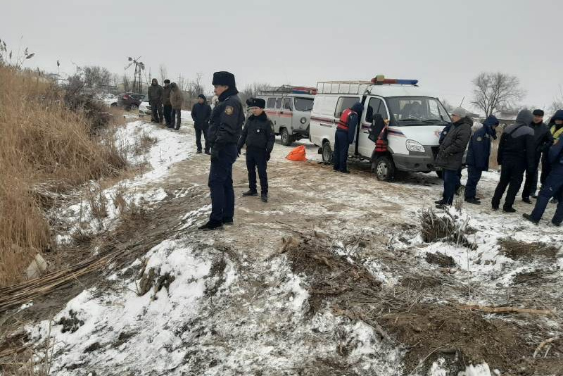 Bodies of two missing boys pulled from canal in Atyrau