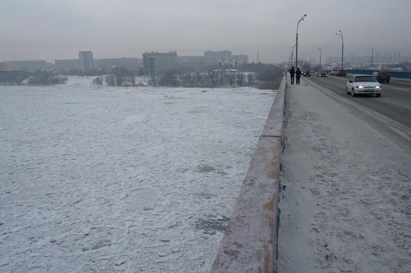 Уровень воды в Иртыше поднялся  в Семее