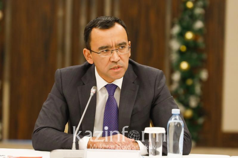 Глава государства показывает нам пример оперативного решения вопросов – Маулен Ашимбаев