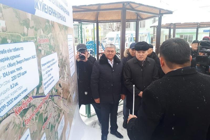 Мажилисмены взяли на контроль строительство социальных объектов Шымкента