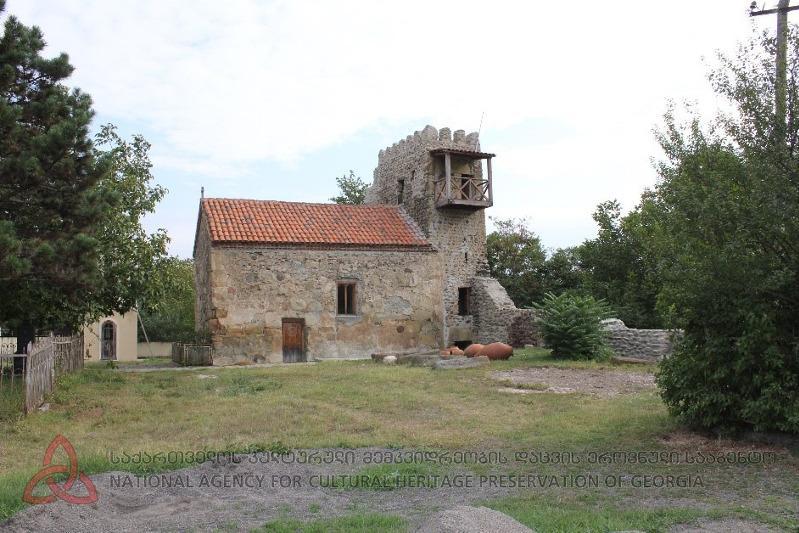 В Грузии восстановили крепость XVIII века