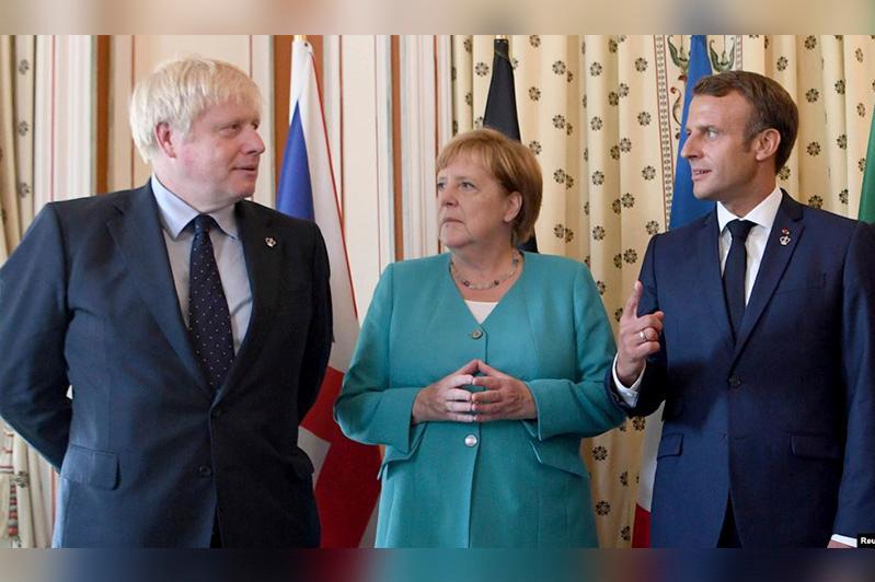 德、法、英三国联合敦促伊朗恢复遵守核协议