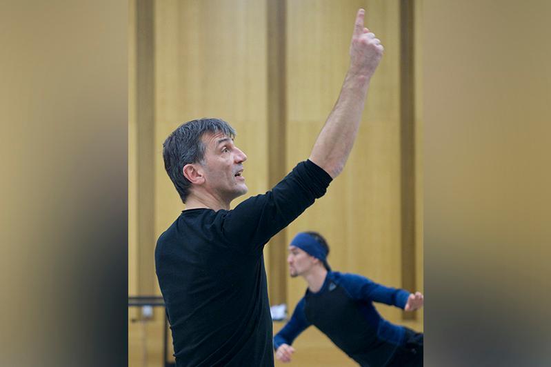 Ballet dedicated to Beethoven's anniversary created at Astana Opera