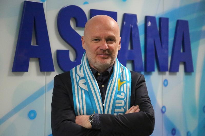 Футбол: Михал Билек «Астанаға» келді