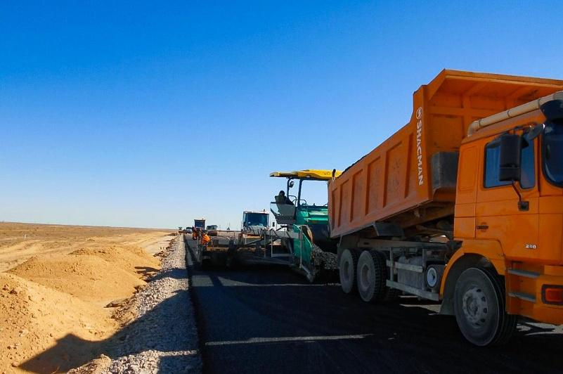 За пять лет в Казахстане отремонтируют более 25 тысяч км дорог