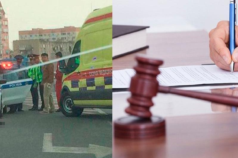 Смерть подростка на зебре в Атырау: водитель Mercedes отделался штрафом