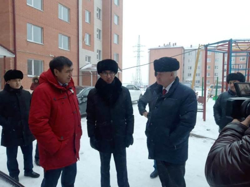Средств на ремонт домов и лифтов не хватает в бюджете Петропавловска