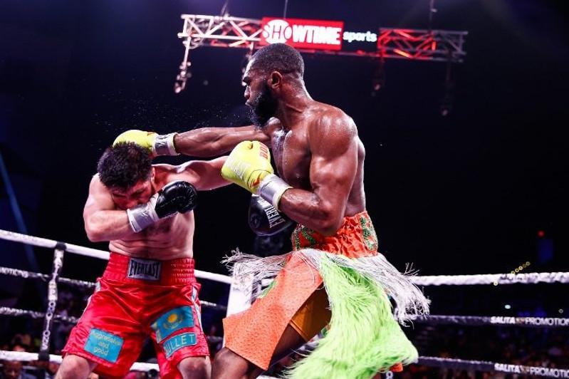 Казахстанский боксер получил дисквалификацию после поражения нокаутом