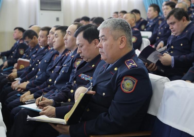 Программу по обеспечению жильем полицейских запустят в Карагандинской области